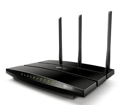 AC1200 Wireless VDSL/ADSL Modem Router